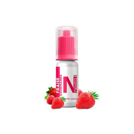 Fraise Gourmande - Salt - by Nextra | 5 pcs