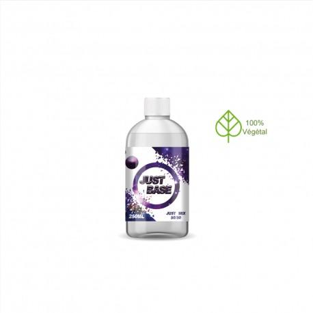 BASE 250ml 0 mg | JUST VAPE