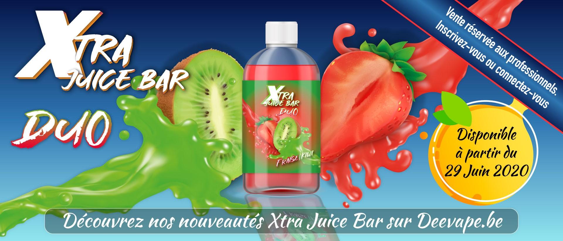 NEW XTRA JUICE BAR DUO