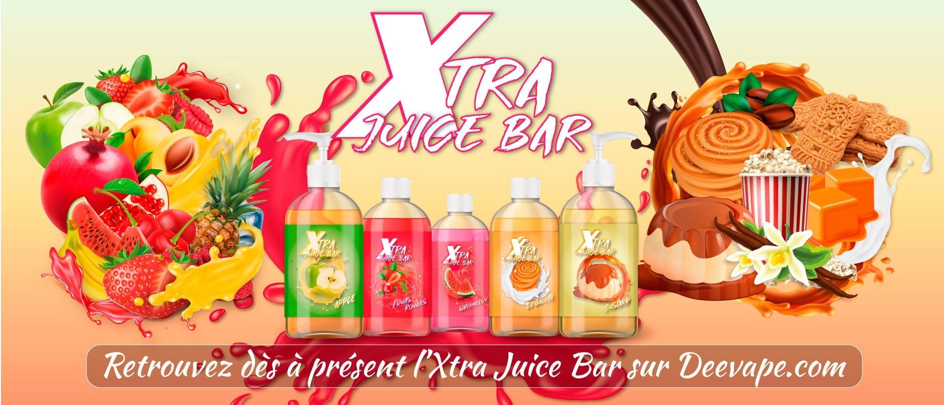 XTRA Juice Bar